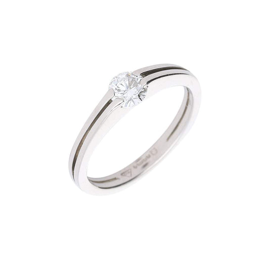 Christopher Wharton Ring Wharton Platinum 0.40ct diamond solitaire ring