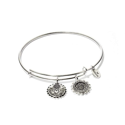 Chrysalis Bangle Chrysalis silver granddaughter small expandable bangle