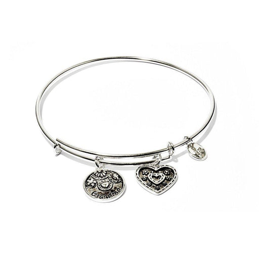 Chrysalis Bangle Chrysalis Silver Grandma expandable bangle