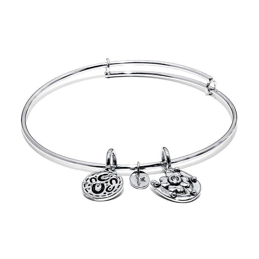 Chrysalis Bangle Chrysalis Silver hope expandable bangle