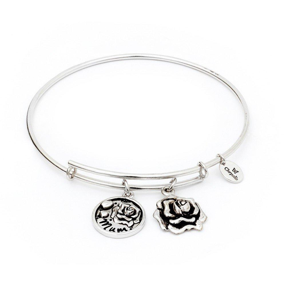 Chrysalis Bangle Chrysalis silver Mum expandable bangle