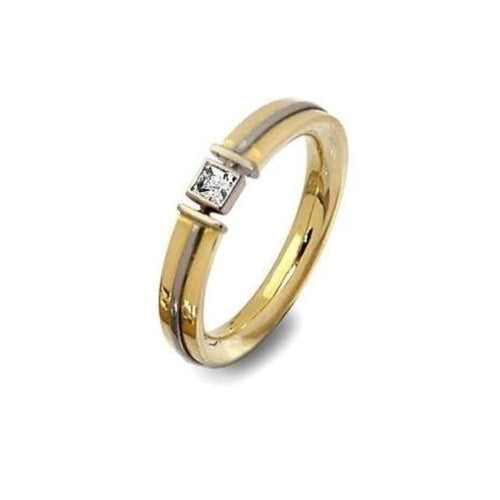Church House Ring Church House gold diamond Jupiter ring