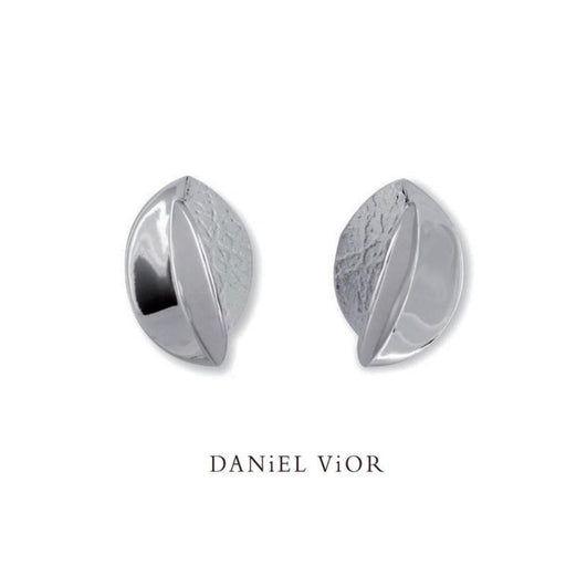 Earrings Daniel Vior Silver Anciteri II stud earrings