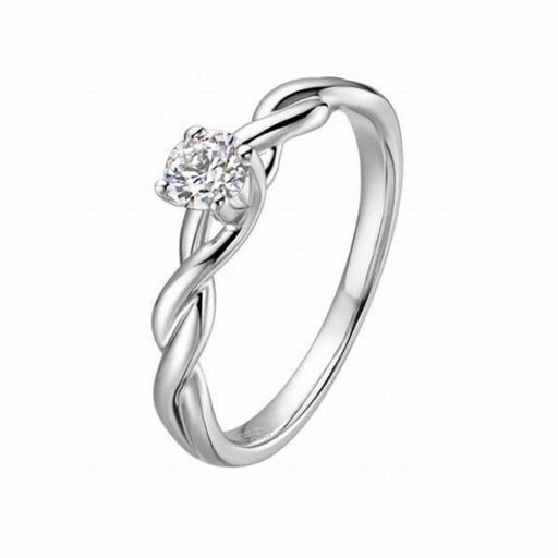 Fei liu Ring Fei Liu Platinum diamond Evaline ring