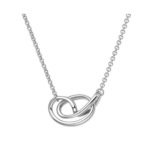 Fei liu Necklace Fei Liu Silver serenity necklace