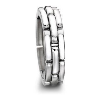Furrer Jacot Ring Furrer Jacot chain style band