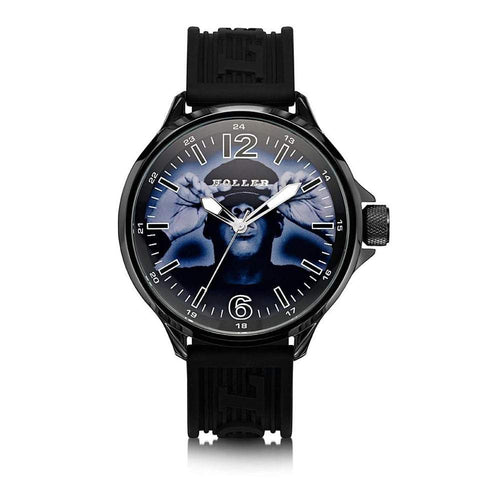 Holler Watch Holler Steel Jay Z Crazies Watch