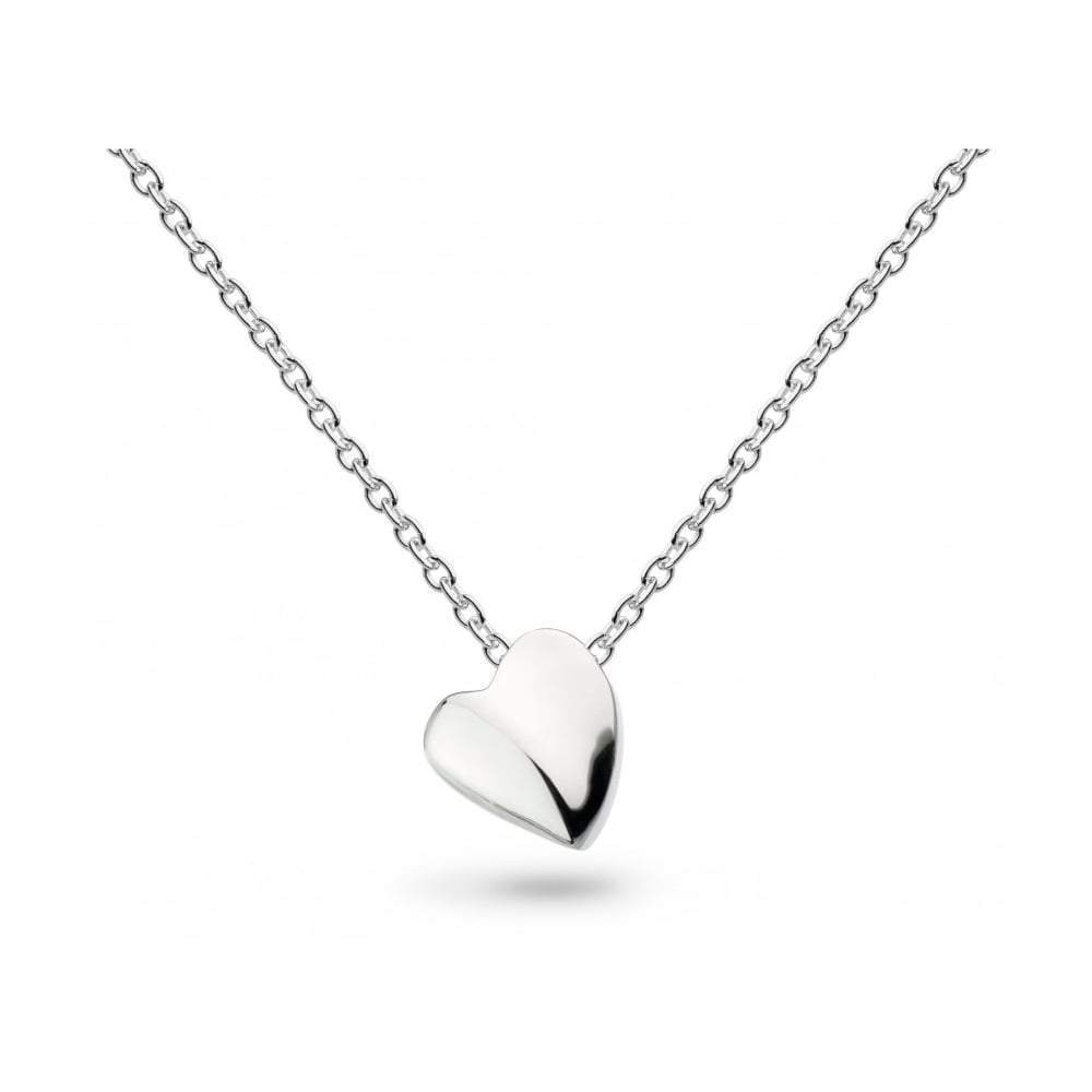 Kit Heath Pendant Kit Heath Silver mini sweetheart pendant