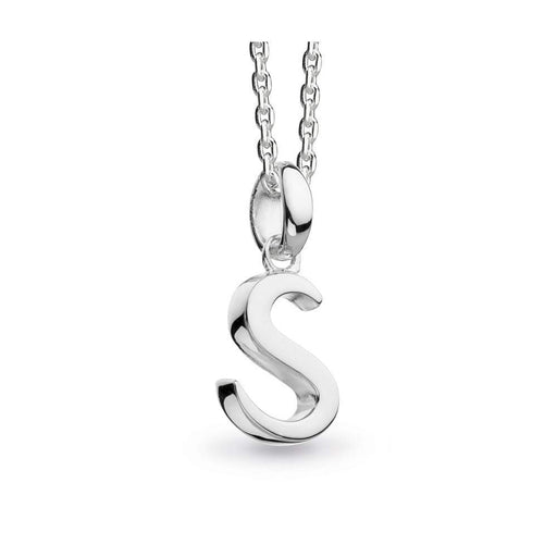Kit Heath Pendant Kit Heath Silver signature S pendant