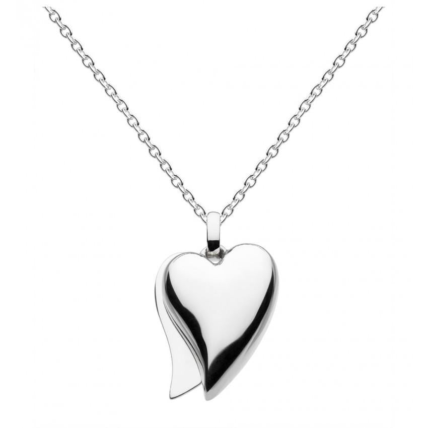 Pendant Kit Heath Silver desire love affair heart pendant