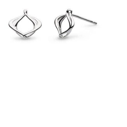 Earrings Kit Heath Silver entwine alicia stud earrings