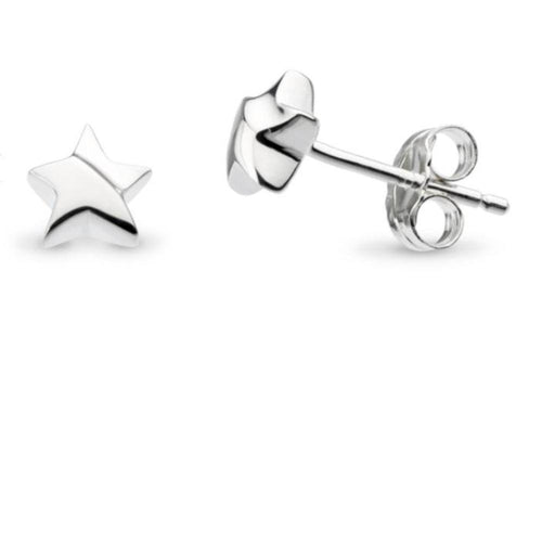 Earrings Kit Heath Silver shining star stud earrings