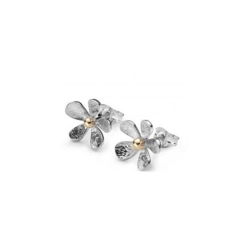 Linda Macdonald Earrings Linda Macdonald Silver daisy studs