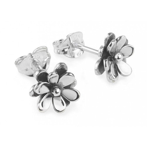 Linda Macdonald Earrings Linda Macdonald Silver flower studs