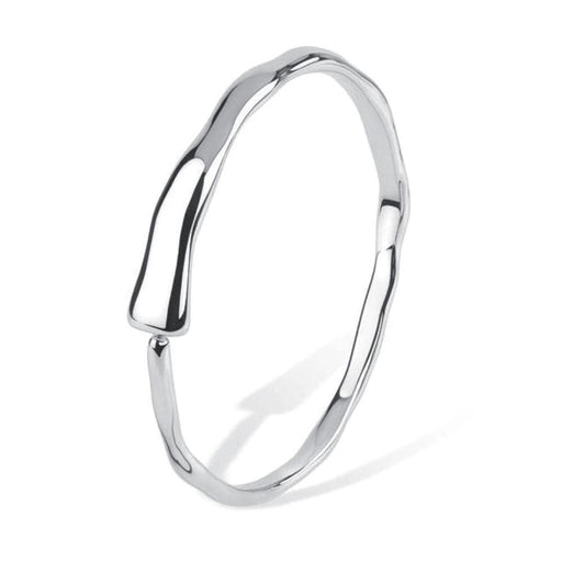 Lucy Q Bangle Lucy Q Silver icicle bangle