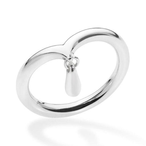 Lucy Q Ring Lucy Q Silver mini drip ring