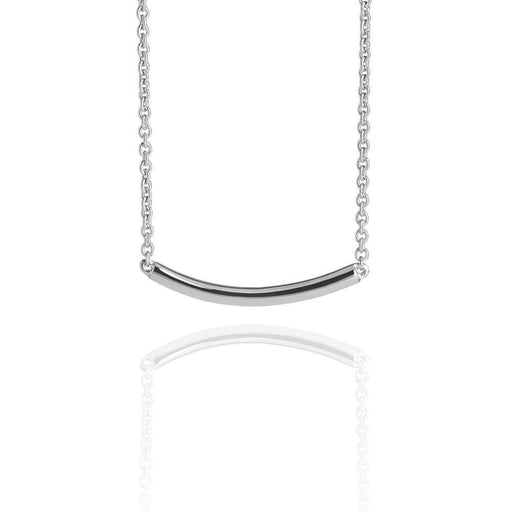 Muru Necklace Muru Silver arc necklace