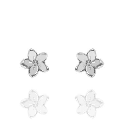 Muru Earrings Muru Silver forget me not stud earrings