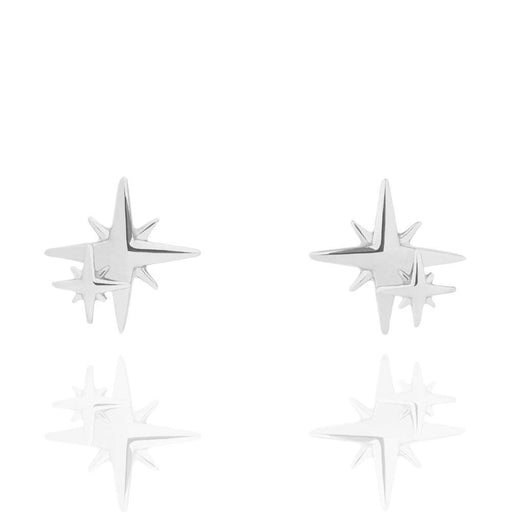 Muru Earrings Muru Silver my little star stud earrings