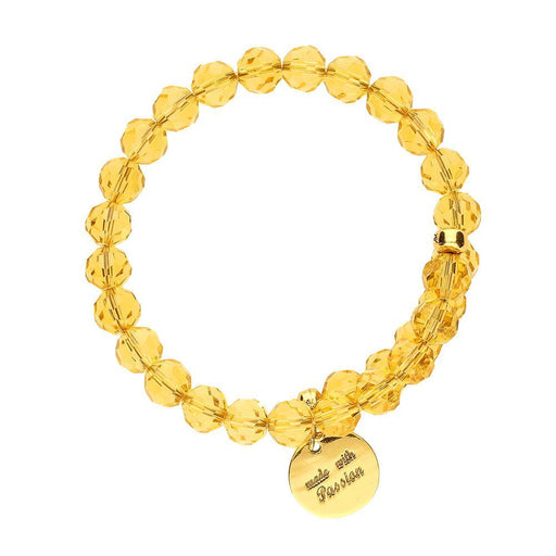 Nikki Lissoni Bangle Nikki Lissoni gold glass made with compassion bangle