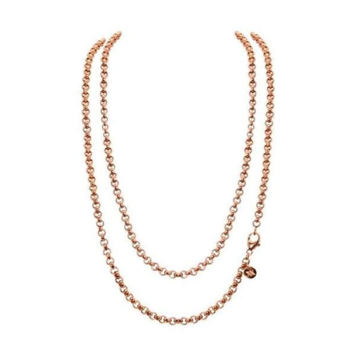 Nikki Lissoni Chain Nikki Lissoni rose gold belcher chain