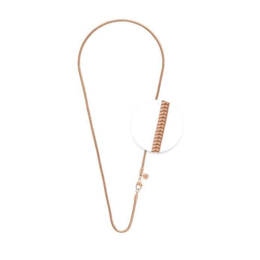 Nikki Lissoni Chain Nikki Lissoni rose gold snake chain