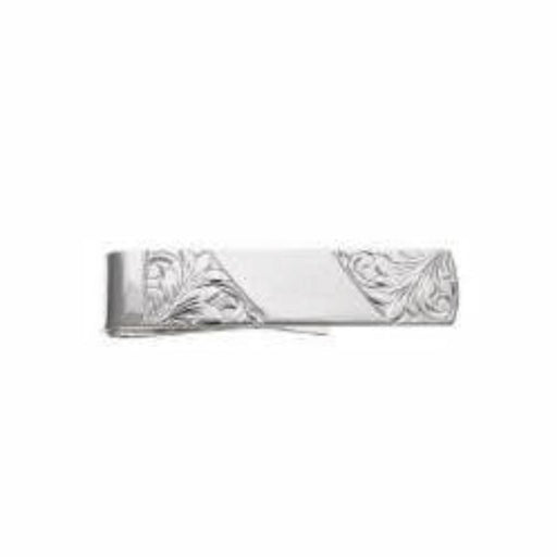 Rock Lobster Gifts Silver etched money clip