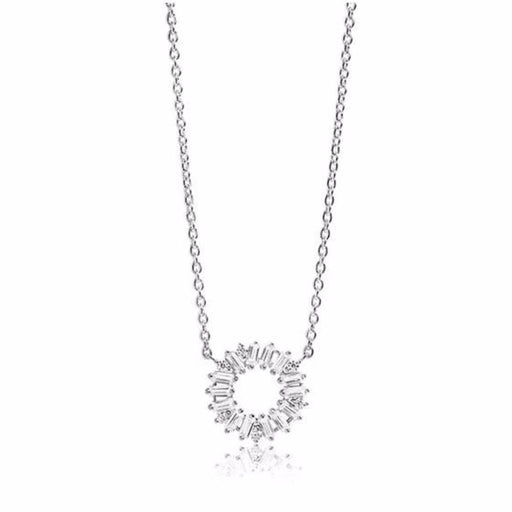 Sif Jakobs Pendant Sif Jakobs Silver antella circolo necklace