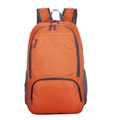 Ultralight Folding Portable Backpacks for Teenage Girls Boys Outdoor Sports Skin Bags Mountain Climbing Cycling Rucksack XA1012D