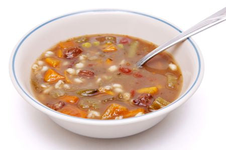 Hearty Old-Fashioned Vegetable Beef Soup