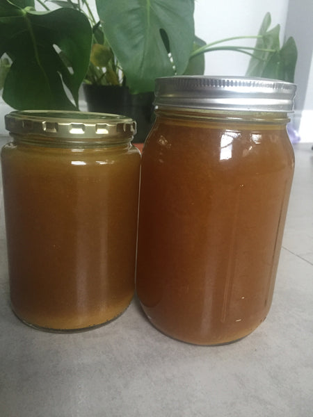 DIY Collagen Rich Grass-fed Beef Bone Broth
