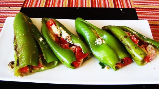Stuffed Italian Peppers