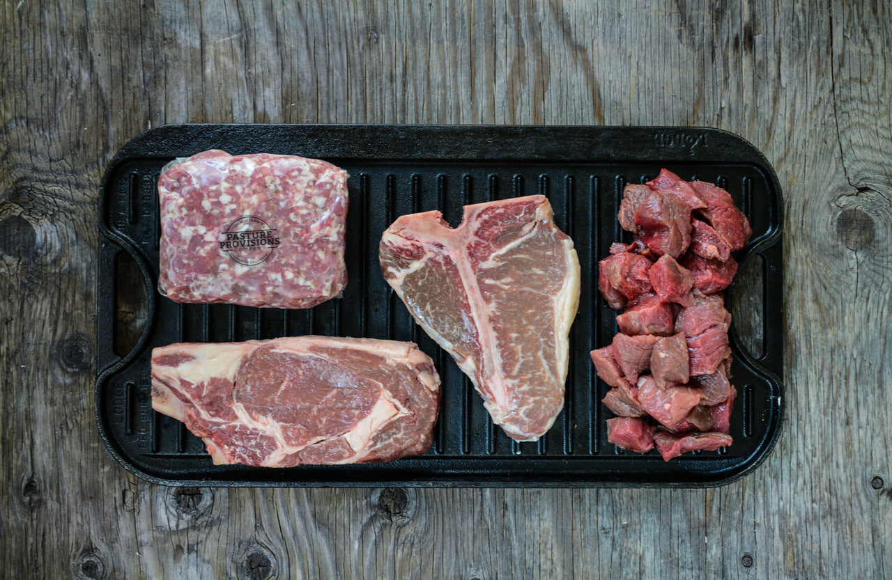 Chatfield CSA Medium Meat Share - Chatfield Farms Pickup