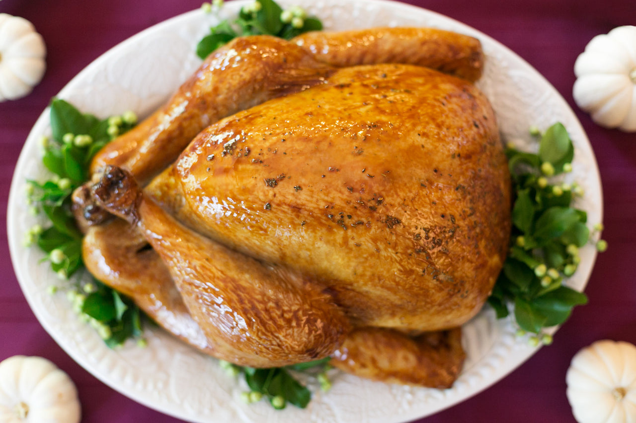 Gunthorp Farms Pasture-Raised Turkey 25#