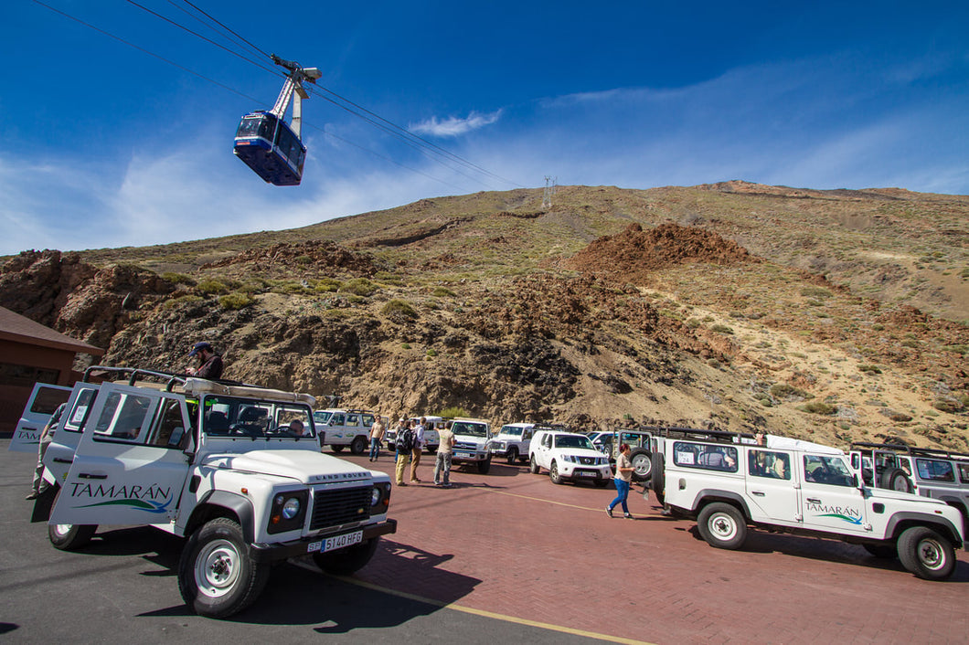Jeep Safari Teide - Tenerife