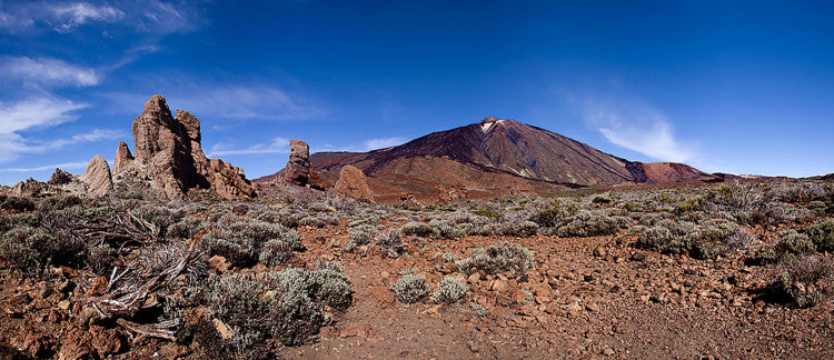 Teide Masca Gran Tour in Bus