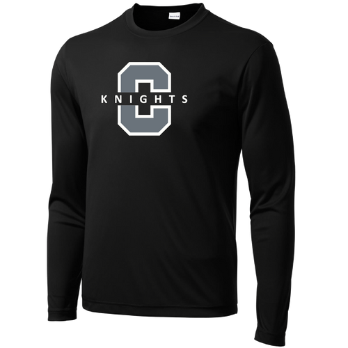 C Knights Dri-Fit Long Sleeve T-Shirt