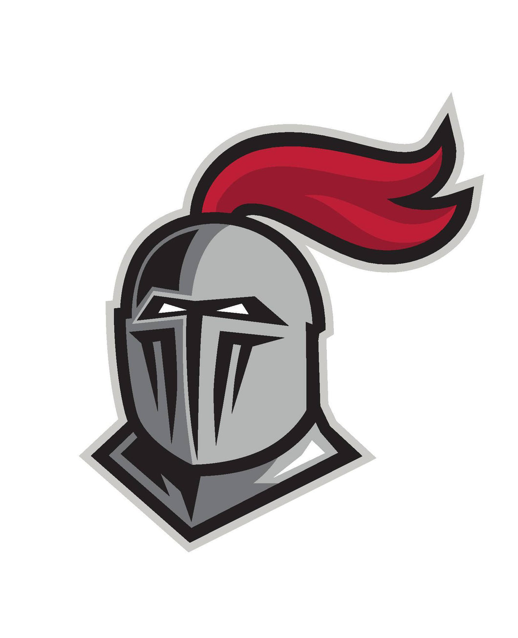 Game Day Essentials - Knight Face Sticker