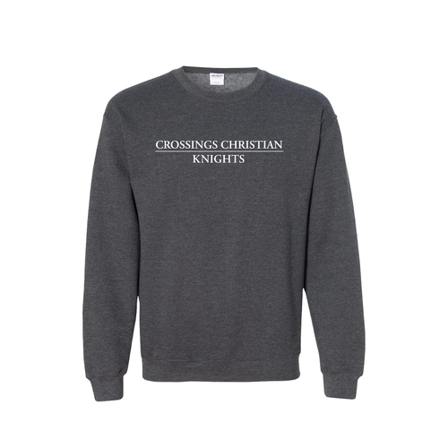 Crossings Christian Knights Crewneck Sweatshirt