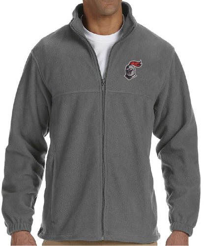 Harriton Full-Zip Fleece Jacket
