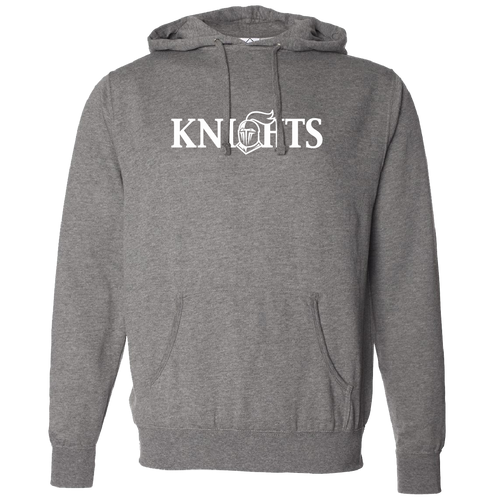 KNIGHTS Hooded Cotton Blend Sweatshirt