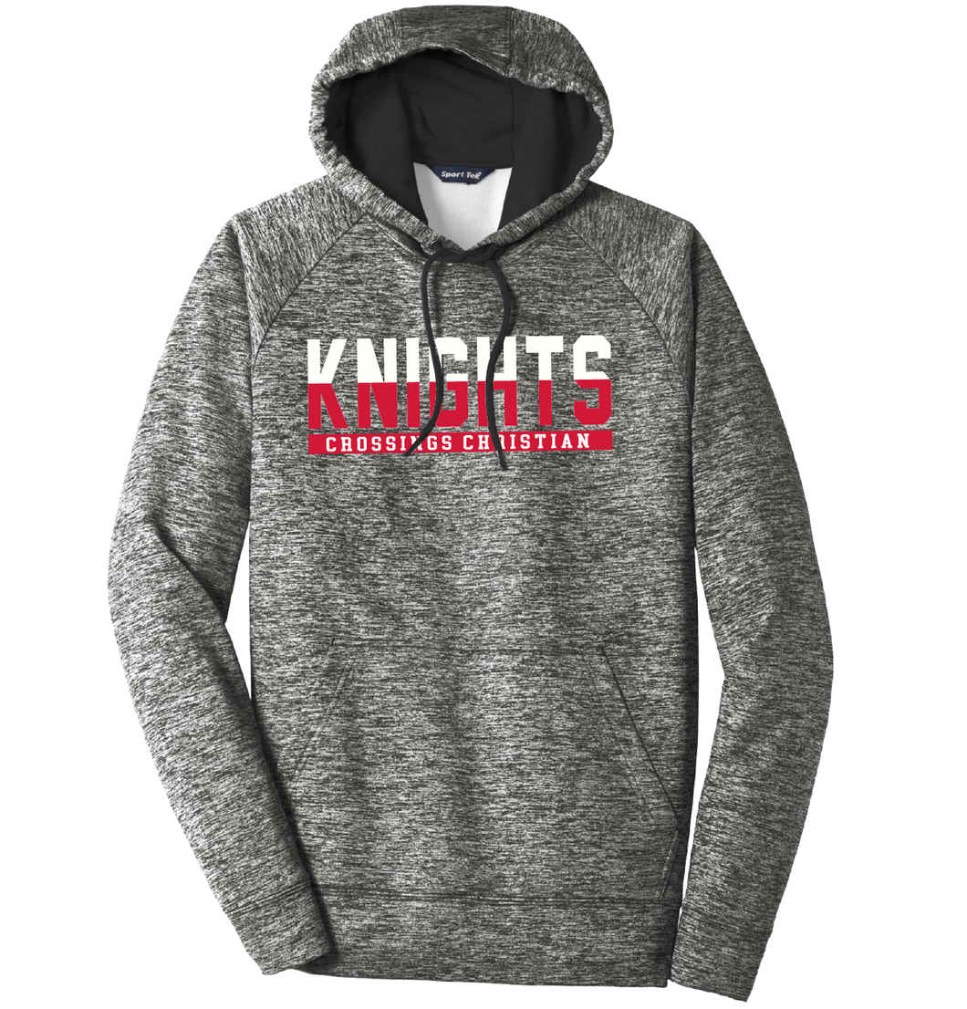 KNIGHTS Two-Tone Hooded Sweatshirt