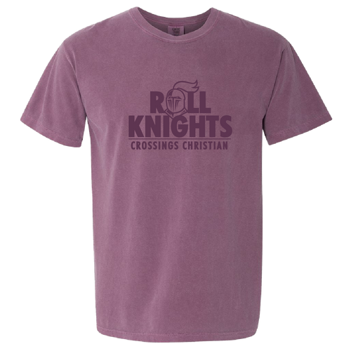 Roll Knights Cotton T-Shirt