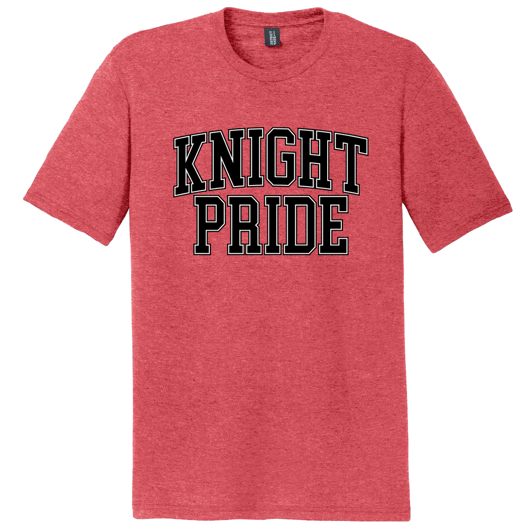 KNIGHT PRIDE Cotton Blend T-Shirt