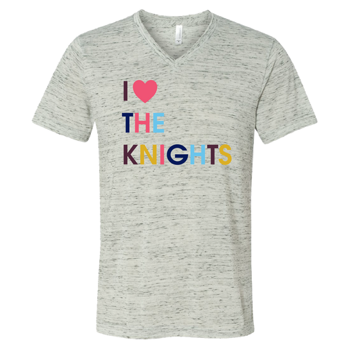 I Love the Knights T-Shirt