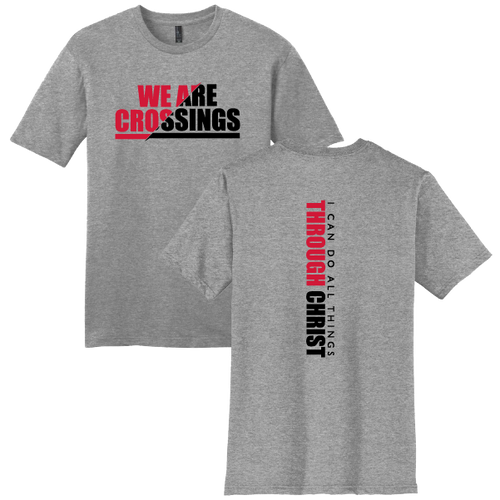 We Are Crossings Cotton Short Sleeve