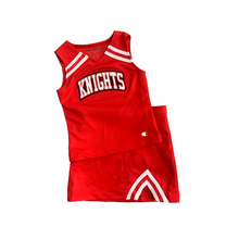 Knights Block Youth Cheerleading Uniform