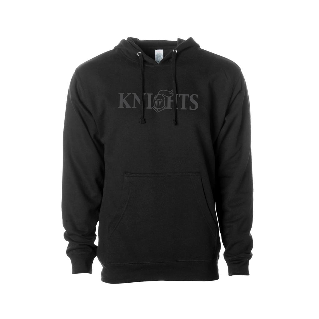 KNIGHTS Cotton Blend Hooded Sweatshirt