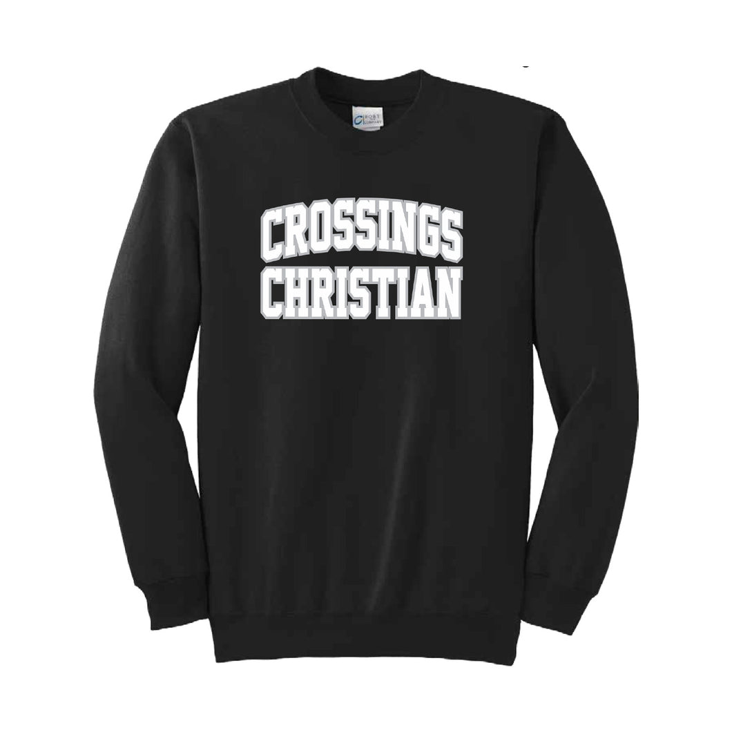 Crossings Christian Crewneck Sweatshirt