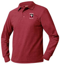 Uniform Polo - Long-Sleeve Cotton